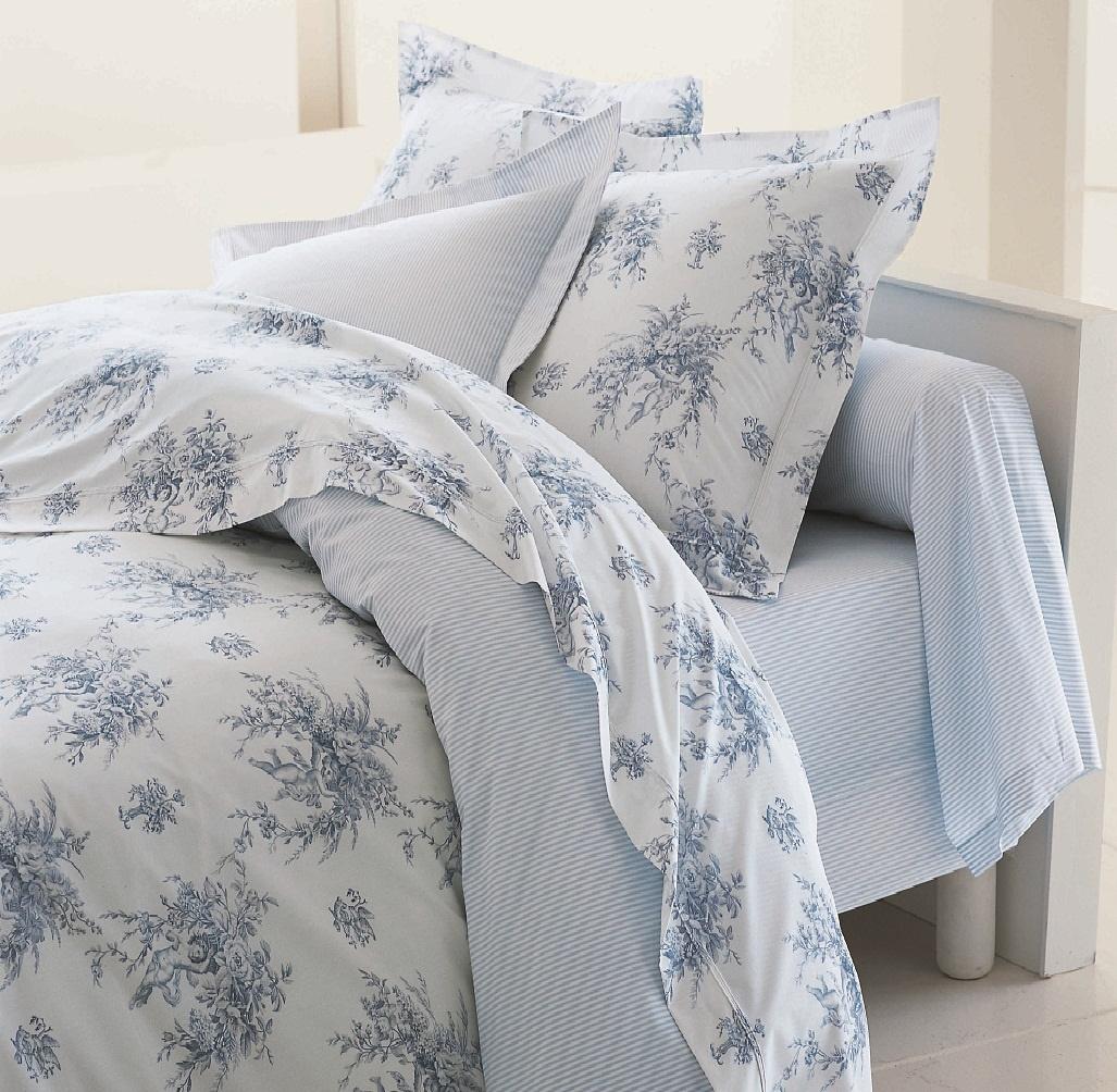 anne de solene evanescence bettw sche blau. Black Bedroom Furniture Sets. Home Design Ideas