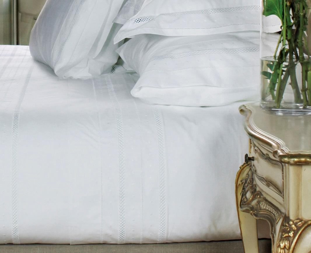 allegra bettw sche weiss. Black Bedroom Furniture Sets. Home Design Ideas