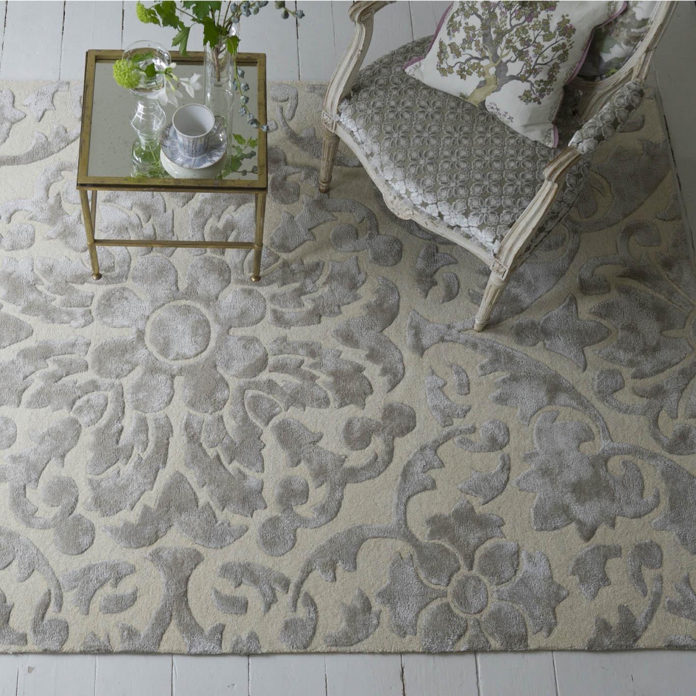 Designers Guild Cabochon Chalk Teppich
