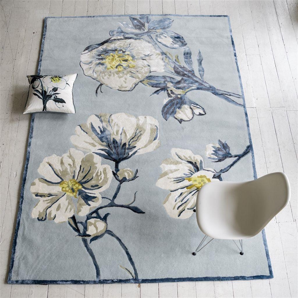 designers guild pomander delft teppich. Black Bedroom Furniture Sets. Home Design Ideas