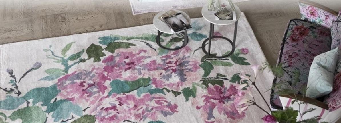 Designers Guild SHANGHAI GARDEN PEONY Teppich