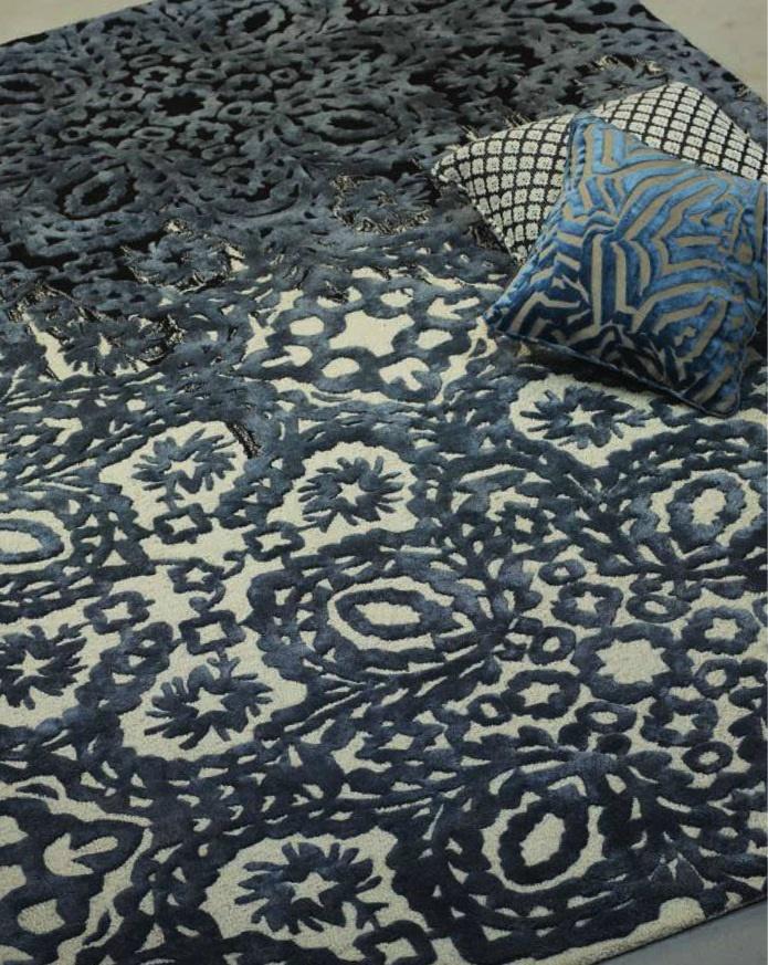designers guild paseo jais teppich bei christian lacroix. Black Bedroom Furniture Sets. Home Design Ideas
