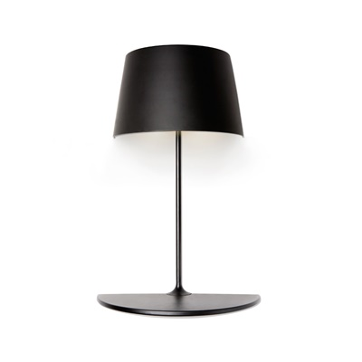 Northern Lighting Illusion Half Wandleuchte, Schwarz