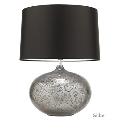 galileo tischlampe 58cm hoch silber. Black Bedroom Furniture Sets. Home Design Ideas