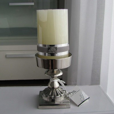 Candle Collection Ivory Kerze Mittel