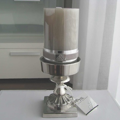 Candle Collection Taupe Kerze Mittel
