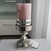 Candle Collection Aubergine Kerze Mittel